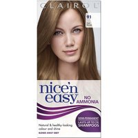 Image of Clairol Nice 'N Easy Lasting Colour Dark Blonde Non-Permanent Hair Colour 91