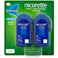 Nicorette Cools Lozenges Mint 2mg