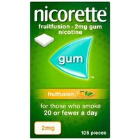Nicorette Fruit Fusion 2mg - 1050 Pieces