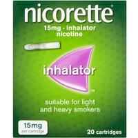 Image of Nicorette Inhalator 15mg