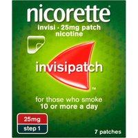 Nicorette Invisi 25mg Patch Step 1