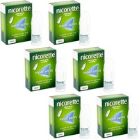 Nicorette Nasal Spray 10ml - 6 Pack