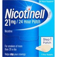 Nicotinell Nicotine Patch  Aid 21mg24 hour Step 1