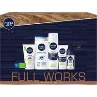 Nivea for Men Full Works Sensitive Gift Set