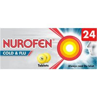 Nurofen Cold   Flu Tablets Non Drowsy