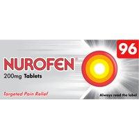 Nurofen Ibuprofen 200mg Tablets