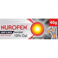 Nurofen Joint and Back 10% Gel