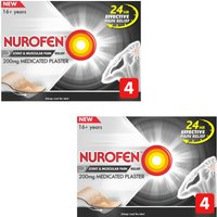 Nurofen Joint and Muscular Plasters