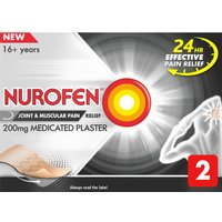 Nurofen Joint and Muscular Medicated Plasters