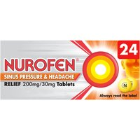 Nurofen Sinus Pressure   Headache Tablets