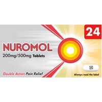 Nuromol 200/500mg Tablets 24s