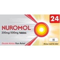 Nuromol 200 500mg Tablets 24s