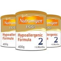 Nutramigen 2 LGG Hypoallergenic Formula Triple Pack