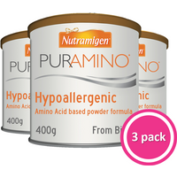 Nutramigen Puramino Formula - 3 pack