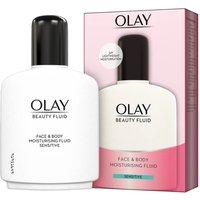 Olay Classic Care Active Beauty Fluid Sensitive