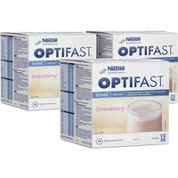 Optifast Shake Strawberry Triple Pack