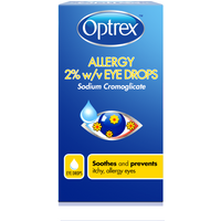 Optrex Allergy Eyes Eye Drops