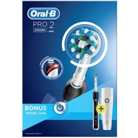 Oral B Oral-B Pro 2 2500N Electric Toothbrush Black