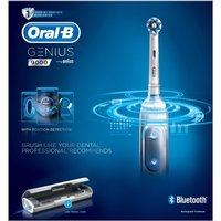 Oral B Genius 9000 White Electric Toothbrush