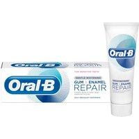 Oral B Gum And Enamel Repair Gentle White Toothpaste