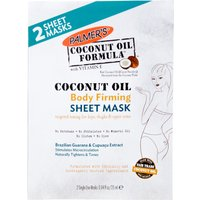 Palmer's Coconut Oil Formula Coconut Oil Body Firming Sheet Mask 25ml