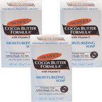 Palmer's Cocoa Butter Formula Soap 100g x 3