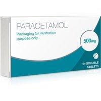 Paracetamol Soluble Tablets
