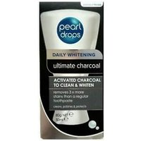 Pearl Drops Ultimate Charcoal Toothpaste