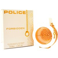 Police Forbidden W EDT Spray