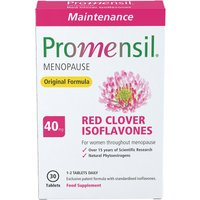 Promensil Menopause 30's