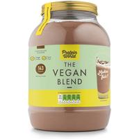 Protein World Vegan Blend Chocolate 600g