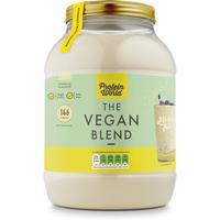 Protein World Vegan Blend Vanilla 600g