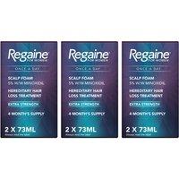 Regaine Womens Foam 12 Month Supply