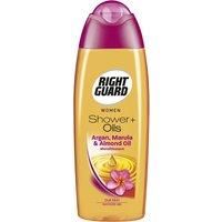 Right Guard Shower Plus + Oils Monoi Blossom Shower Gel