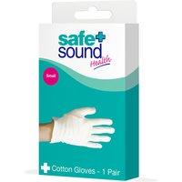 Safe & Sound Small Cotton Gloves