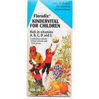 Salus Kindervital Multivitamin Formula For Children
