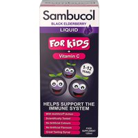 Image of Sambucol Black Elderberry Extract For Children