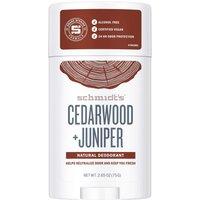 Schmidt's Natural Sensitive Deodorant Stick Cedarwood and Juniper