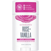 Schmidt's Natural Sensitive Deodorant Stick Rose and Vanilla