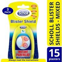 Scholl Blister Shield Plasters