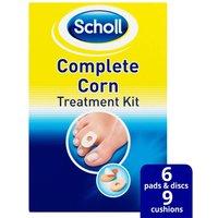 Scholl Complete Corn Treatment Kit