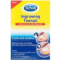 Scholl Ingrowing Toenail Complete Kit