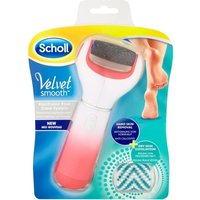 Scholl Velvet Smooth Electronic Foot Diamond Crystal File