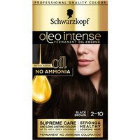 Schwarzkoft Oleo Intense 2-10 Black Brown Permanent Hair Dye