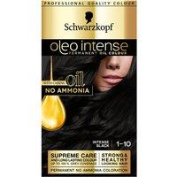 Schwarzkoft Oleo Intense 1-10 Intense Black Permanent Hair Dye