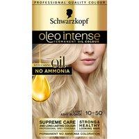 Schwarzkoft Oleo Intense 10-50 Ash Blonde Permanent Hair Dye