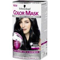 Schwarzkopf Colour Mask 100 Black Hair Dye