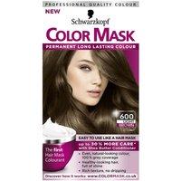 Schwarzkopf Colour Mask 600 Light Brown Hair Dye