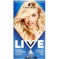 Schwarzkopf Live Intense Lightener 00A Absolute Platinum