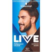 Schwarzkopf Live Men Espresso Brown 880 Permanent Hair Dye